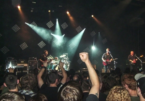Them Crooked Vultures at the Murat Egyptian Room on May 17, 2010 Photo courtesy of Chad Beber